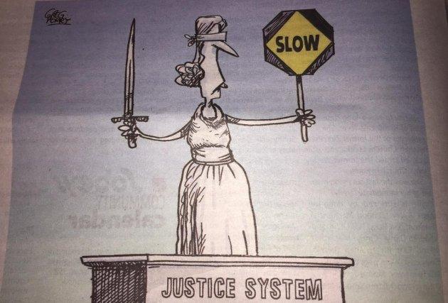 Image result for justice delayed is justice denied